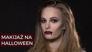 Makijaż na Halloween w 30 sekund.