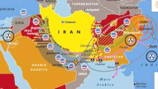 The AfPak crisis between the US and Iran