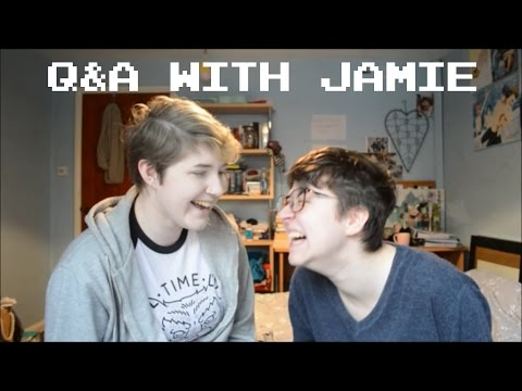 Q&A WITH JAMIE