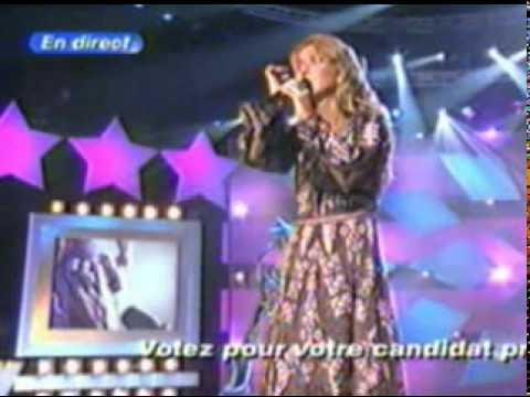 Star Academy - Goodbye's The Saddest Word - celine Dion