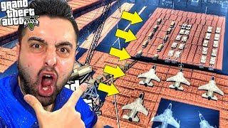 BULUNMASI İMKANSIZ ! GİZLİ ASKERİ ÜSSÜ BULUP SALDIRDIK ! GTA 5 !