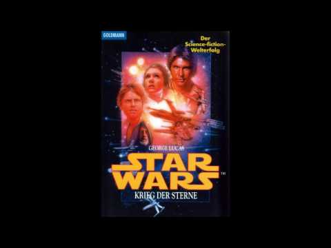 Let's Read Star Wars Episode 4 - Eine neue Hoffnung part 01