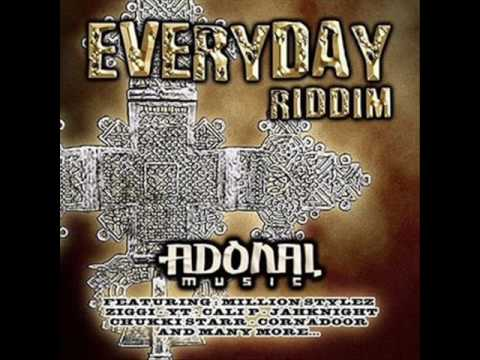 EVERYDAY RIDDIM