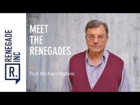 Meet the Renegades: Michael Hudson