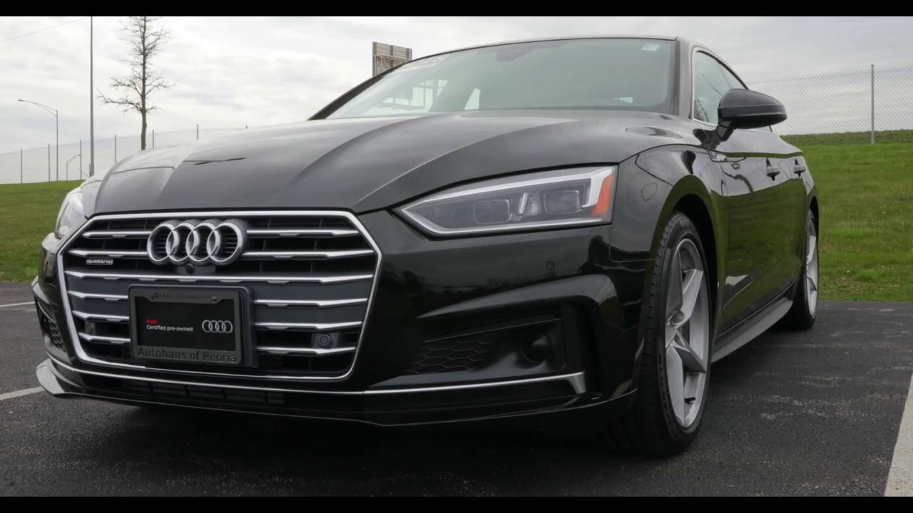 Audi A T Premium Plus Hatchback At Audi Peoria YouTube - Audi peoria