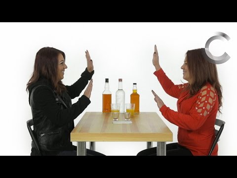 Thumbnail: Brooke & Lisa | Truth or Drink | Twins