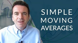 Trading with Simple Moving Averages and Highlights for the Week Ahead - VLOG 7