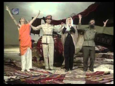 """ISRAEL MUSIC HISTORY Eighties """"Fiddler on The Roof"""" Parody Comedian Tuvia Zafir Heb. & Eng."""
