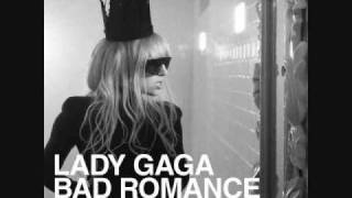 Lady GaGa- Bad Romance (Kaskade Remix) (HD)