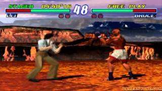 Tekken 2 - [Arcade - Medium Mode] - Lei Playthrough thumbnail