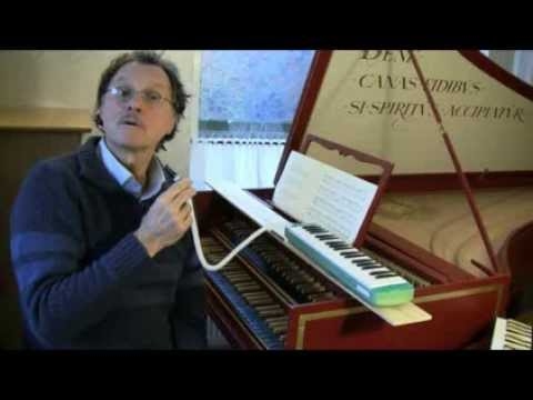 """Course """"Melodica"""" for advanced classical players on keyboard instruments. Lesson 1."""