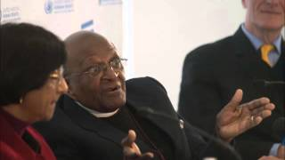 Desmond Tutu: Rather Going To Hell Than Worshipping Homophobic God