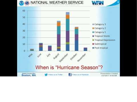 MEMA 2017 Hurricane Preparedness Webinar