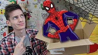 Mail Man Monday Ep #82 (Spiderman IN A BOX?!?!)