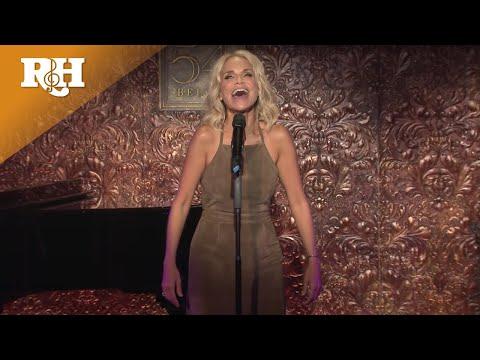 """OKLAHOMA! 60th Anniversary - Kristin Chenoweth """"I Cain't Say No"""" Clip"""