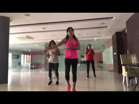 Aerobics workout 2 / lose weight with Aerobics