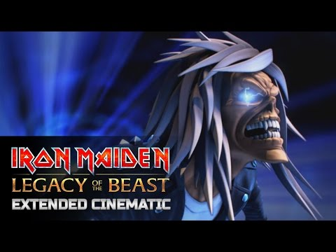 Iron Maiden: Legacy of the Beast Extended Cinematic Trailer