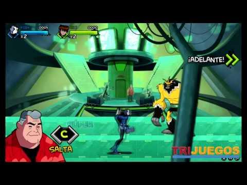 Ben 10 Omniverse el Regreso de Psyphon juego de aventuras  YouTube