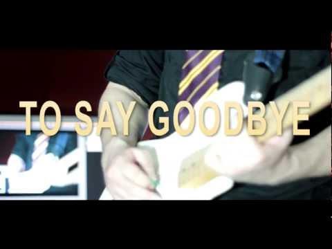 AlFord - To Say Goodbye (original song)