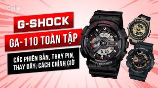 G-Shock GA-110 TOÀN TẬP - các …