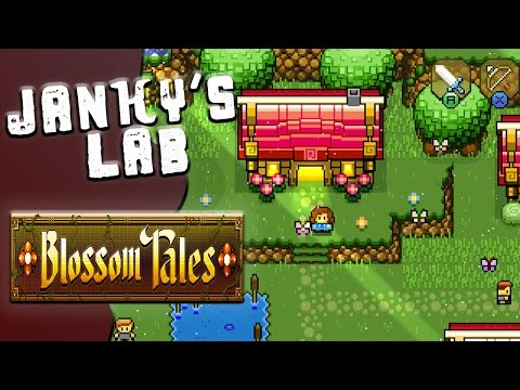 BLOSSOM TALES: THE SLEEPING KING | Janky's Lab #6