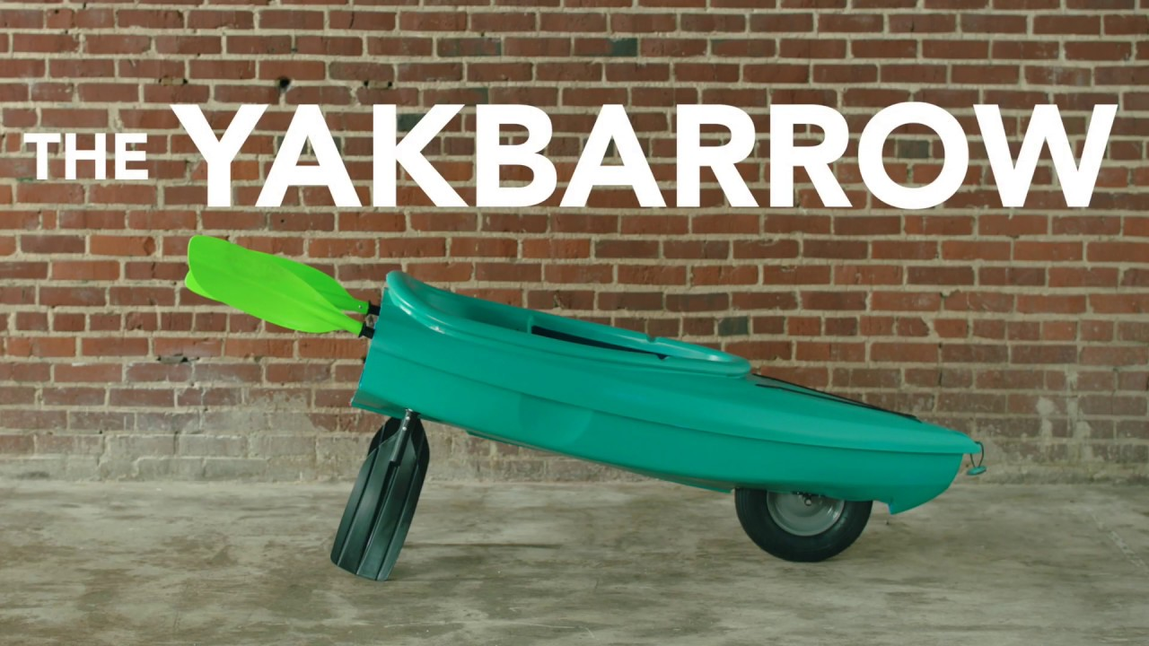 Perception Kayaks | The Yakbarrow