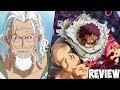 One Piece 893 ワンピース Manga Chapter Review: Luffy & Katakuri's Final Haki Fight Begins!