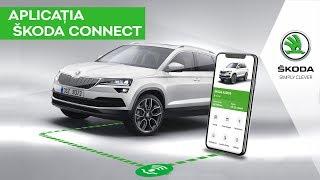 ŠKODA Connect App -  Instalare si Conectare