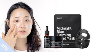 Gambar cover The Perfect Routine to Soothe Damaged, Acne-Prone Skin | KLAIRS Midnight Blue Calming Line