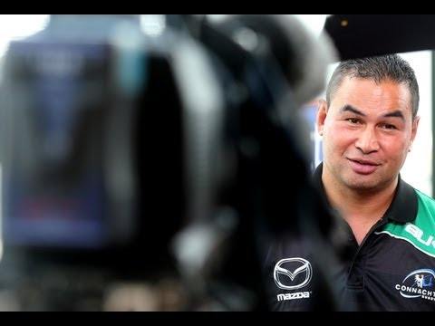 RaboDirect Straight Talking Rugby:   Keith Wood Meets Pat Lam  Full Interview