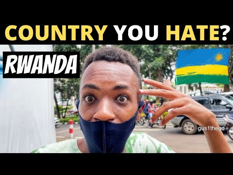 Which Country Do You HATE The Most? | RWANDA