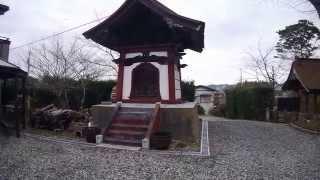 千葉県館山市にある妙音院です。 太平洋戦争時、米軍の焼夷弾によって焼...