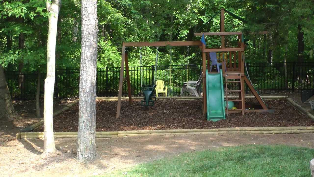 Sophia S Playground Mulch