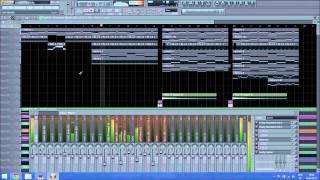 Disfigure Blank FL Studio 11 FLP. 100 Subscriber Special.mp3