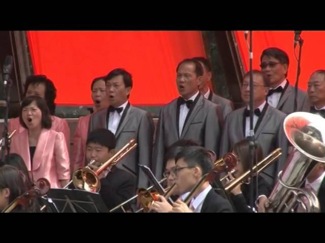 合唱:《The Music of the Night》   A L Webber  「香港青年愛樂樂團」(荷蘭鑽石國際音樂節)