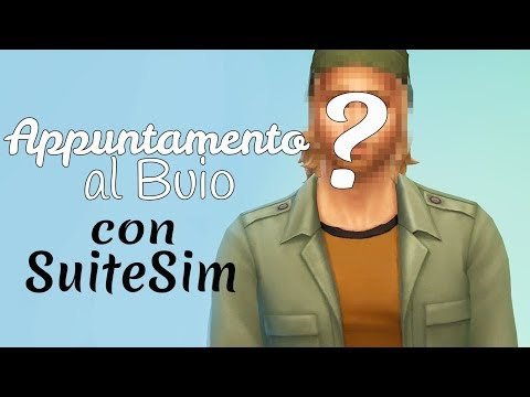 Blind Date! || Collaborazione con SuiteSim // The Sims 4 Cas Challenge thumbnail