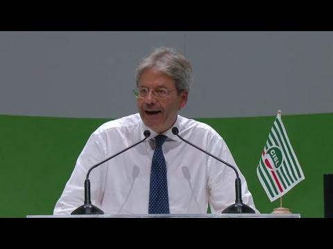 Intervento del Presidente Gentiloni al XVIII Congresso confederale della CISL