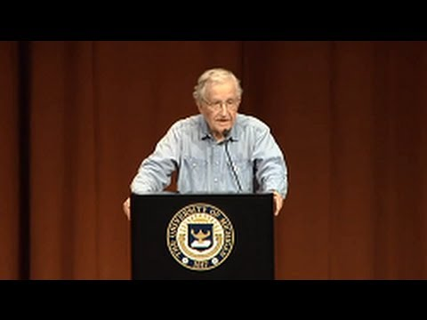 """What is Language and Why Does It Matter"" - Noam Chomsky"