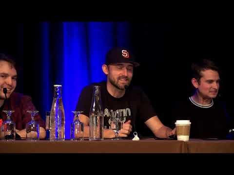 Mega64 PAX West 2017 Panel Q&A