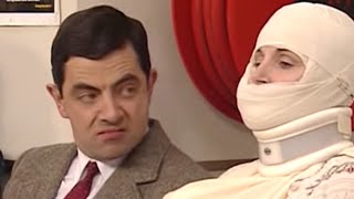 Download At the Hospital | Funny Episodes | Classic Mr Bean Mp3 and Videos
