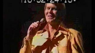 Glen Campbell I Will Never Pass This Way Again (Live Performance)