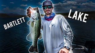 Bartlett Lake Bass Fishing Arizona