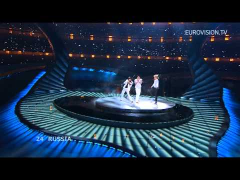 Dima Bilan - Believe (Russia) 2008 Eurovision Song Contest Winner
