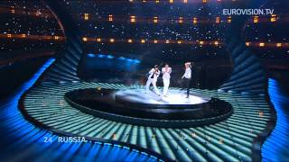 Dima Bilan - Believe (Russia) 2008 Eurovision Song Contest Winner(Powered by: http://www.eurovision.tv We are already counting down to the 2012 Eurovision Song Contest in Baku. We do that by looking back to recent editions ..., 2012-04-02T22:12:53.000Z)