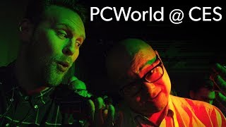 Behind the scenes with Gordon and PCWorld at CES 2019