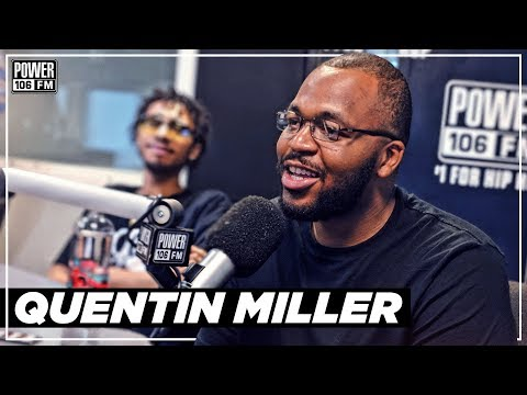 Quentin Miller on Drake Changing His Life, Pusha T Friendship & Ghostwriting Scandal
