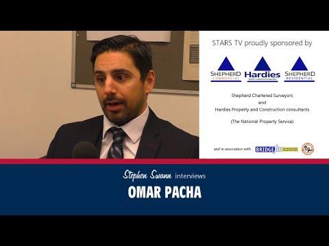 Omar Pacha interview