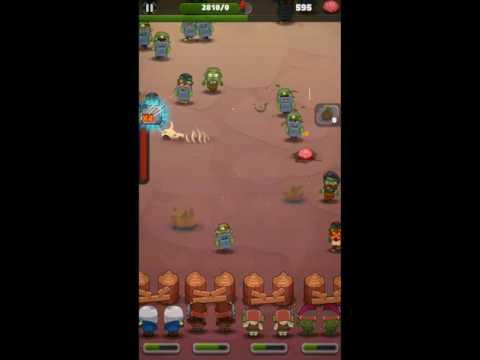 Desert Zombies - Android gameplay PlayRawNow