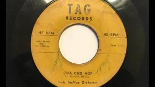 JACK McVEA ORCHESTRA - CHA CHO HOP - TAG 2200, 45 RPM!