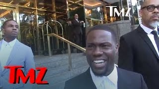 Kevin Hart -- I Want White People Hair Because ... | TMZ